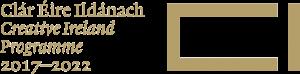 Logo Creative Ireland Programme 2017-2022