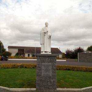 Edmund Rice statue
